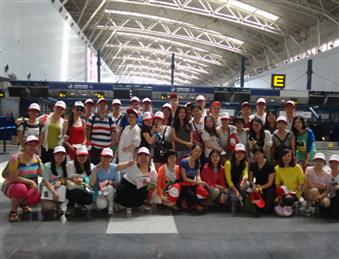 2014 League Building – Sanya of China
