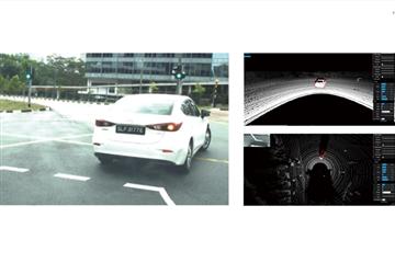 3D Laser Radar Annotation